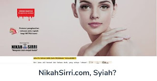 NikahSirri.com, Syiah?