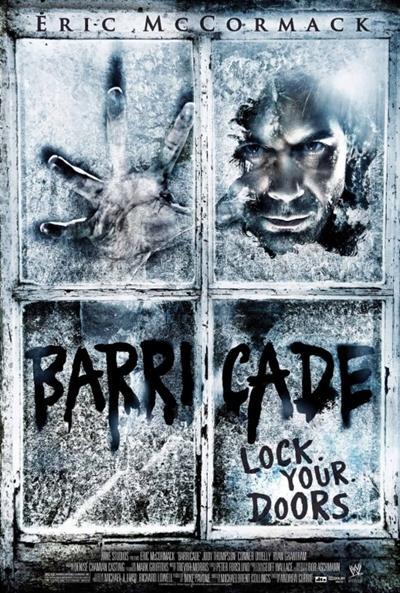 Barricada DVDRip Español Latino Película 2012