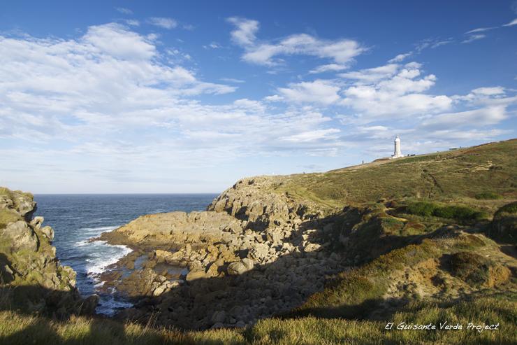 Ruta al Panteón del Inglés - Cantabria por El Guisante Verde Project