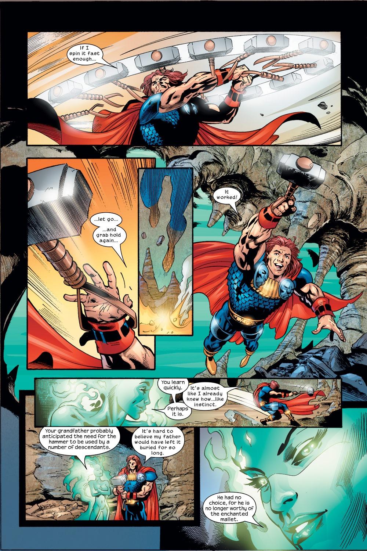 Thor (1998) Issue #76 #77 - English 5