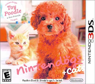 Nintendogs + Cats - Toy Poodle & New Friends 3DS CIA USA