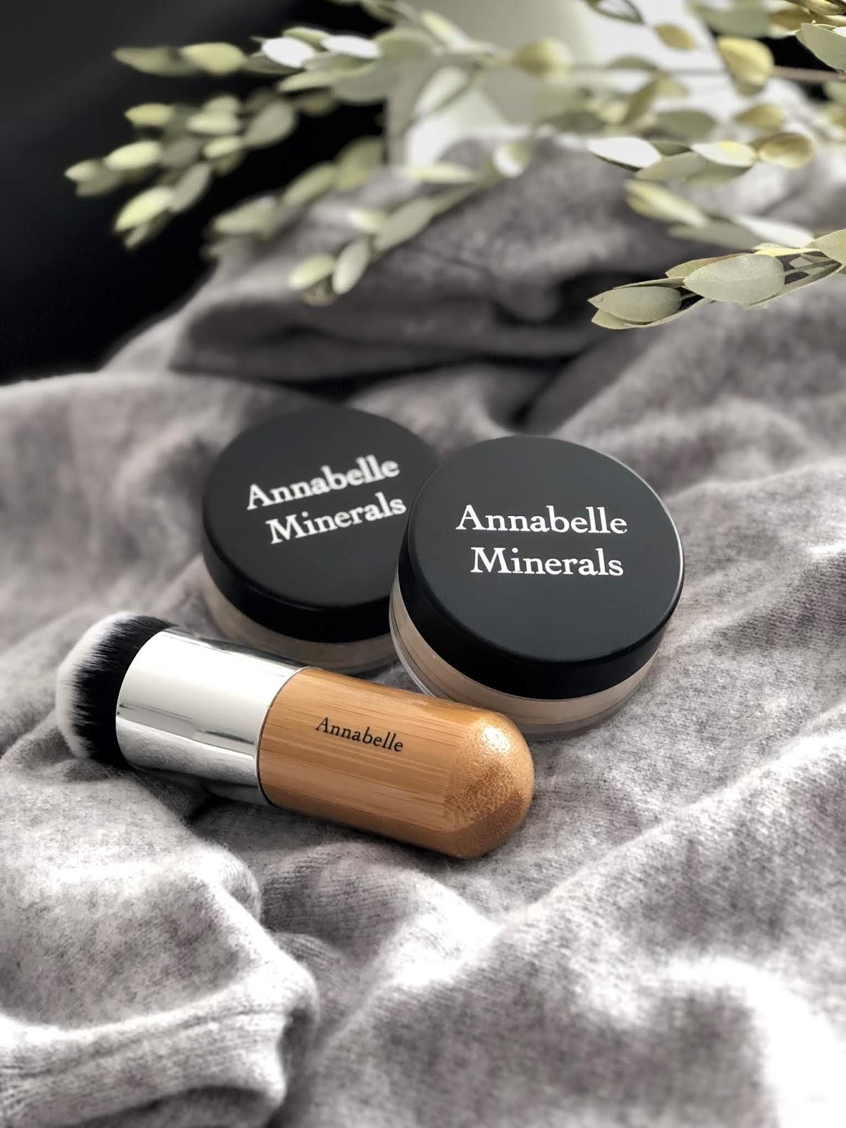 Podkłady Annabelle Minerals