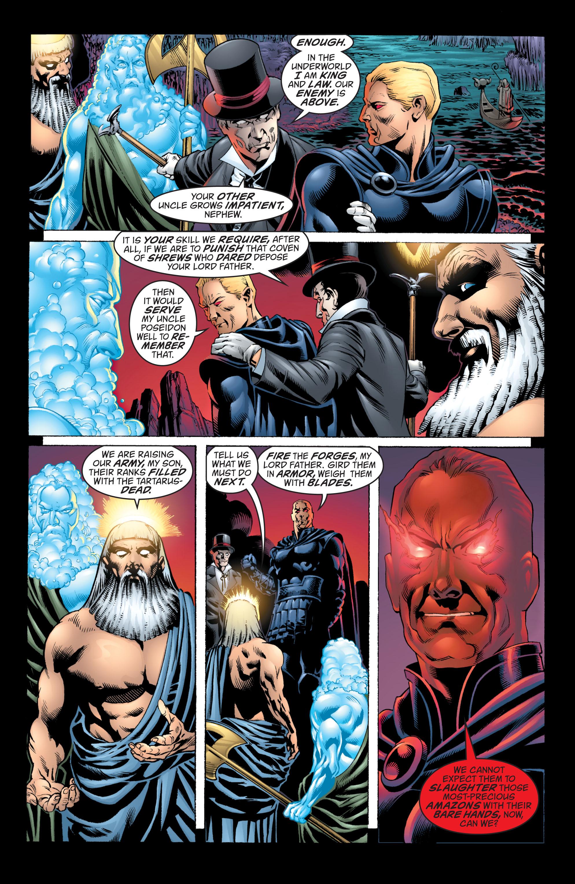 Read online Wonder Woman (1987) comic -  Issue #215 - 9