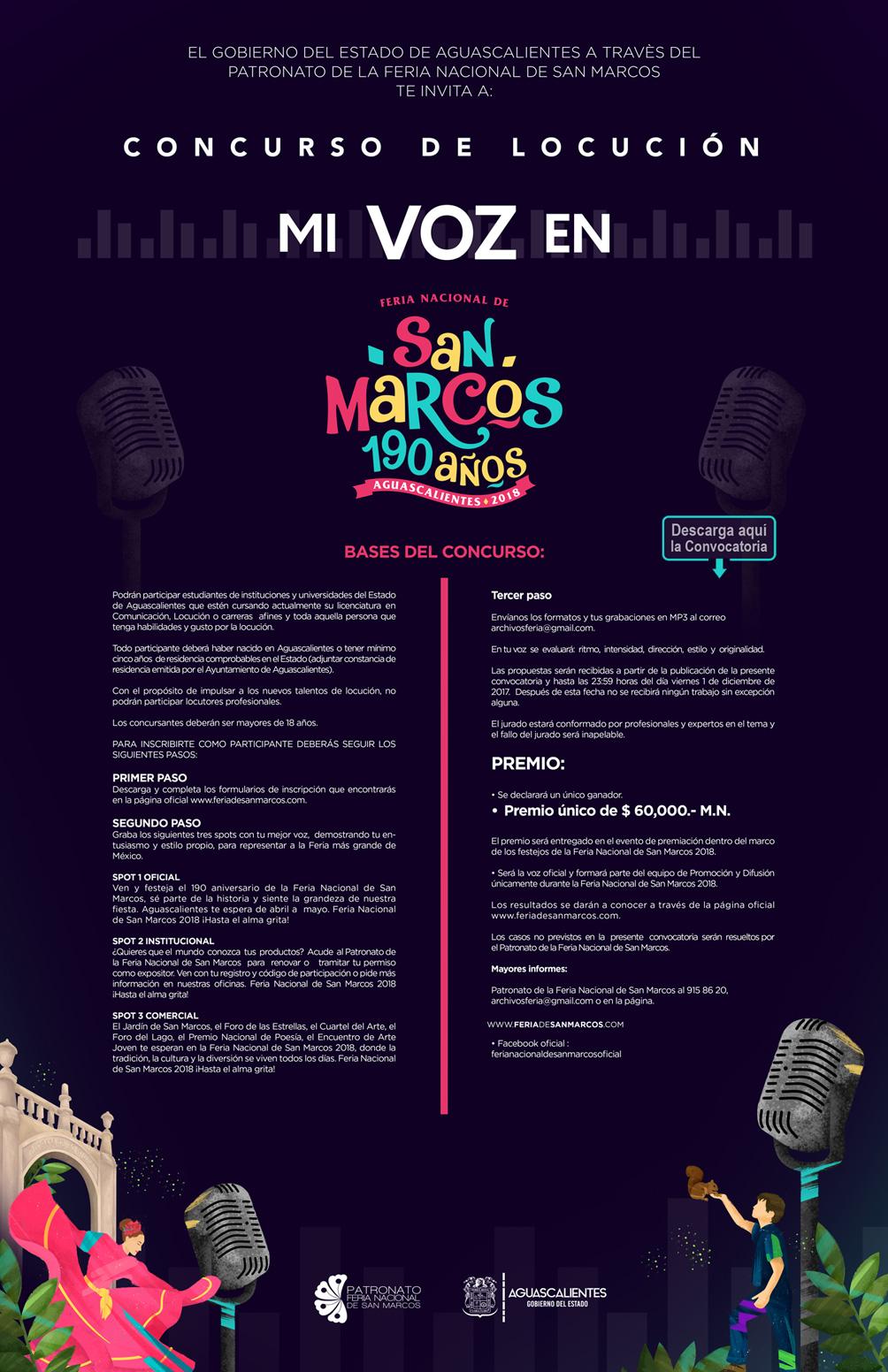 Feria San Marcos 2019