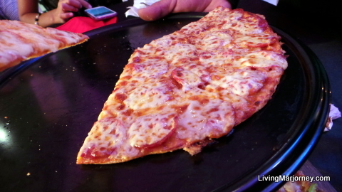 Greenwich Thin Crust Pizza