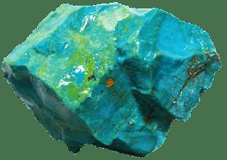 mineral de crisicola natural | foro de minerales