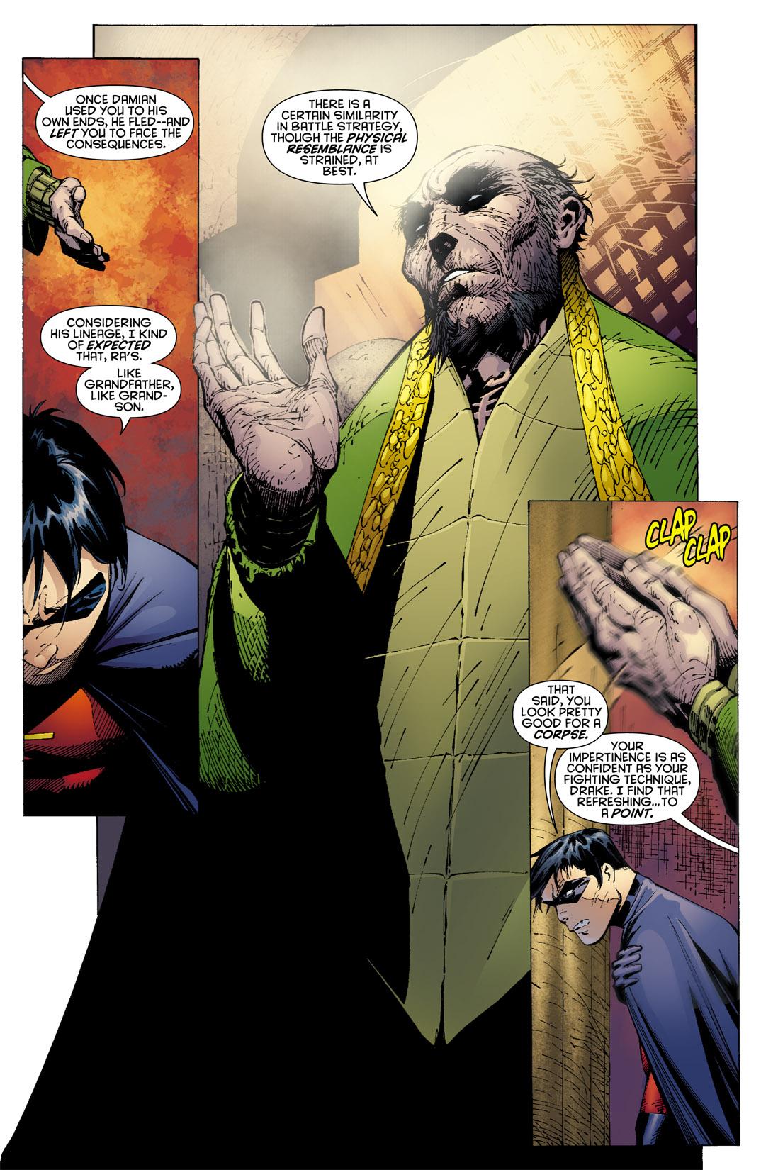 Detective Comics (1937) 838 Page 3