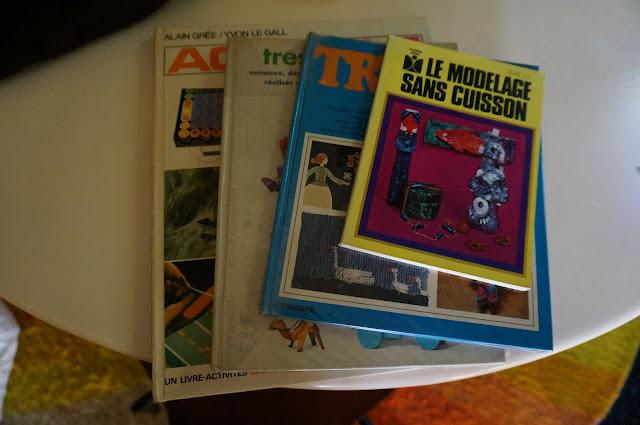 livre de bricolage  70s diy books années 70 1970s