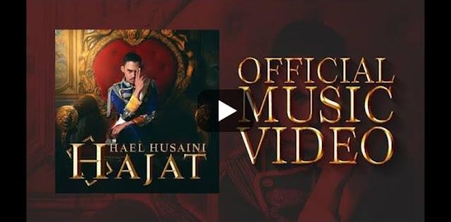 Hajat Lagu baru Hael Husaini