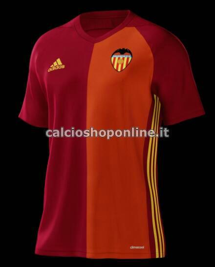 divisa calcio Valencia CF 2018