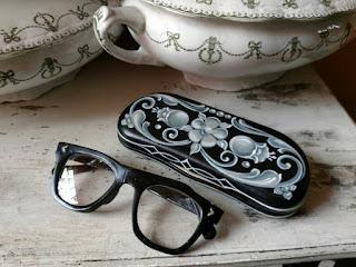 Filete porteño, objetos cotidianos, Silvia Dotta