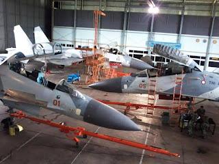 Sukhoi Su-27SK TS-2701