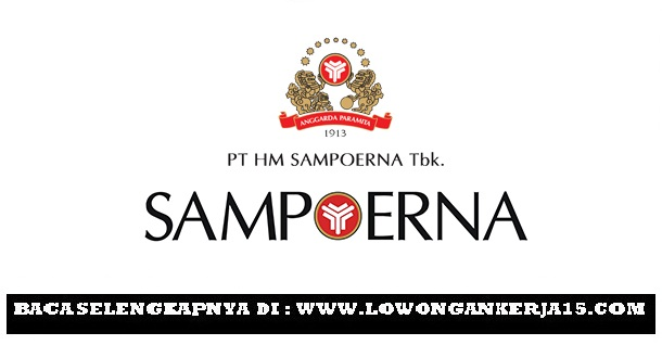 Lowongan Kerja PT HM Sampoerna Tbk Via UCC Undip Maret 2019