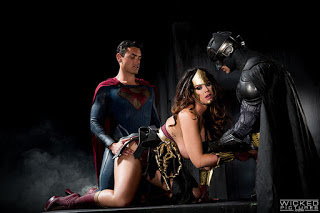 Batman vs Superman XXX Parody