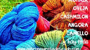 Cuáles son las lanas naturales / Consejo de Tejido