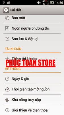 Tiếng Việt Lenovo a788t 4.3 done alt