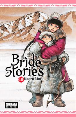 "Manga: Review de ""Bride Stories"" Vol. 10 de Kaoru Mori - Norma Editorial"