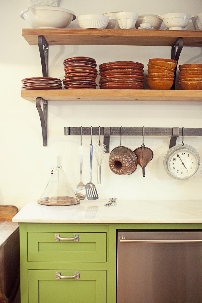 kitchen cabinet shelf open kitchen cabinets Kitchen Wall Shelving