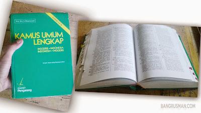 kamus bahasa inggris, rekomendasi kamus, kamus terbaik