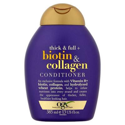 dau xa Thick & Full Biotin Collagen OGX