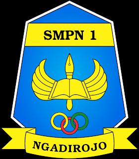 Download Logo SMP N 1 Ngadirojo, Wonogiri CorelDraw Vector CDR