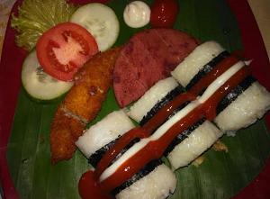 Hanan K Fusion Makanan Korea Ala Indonesia