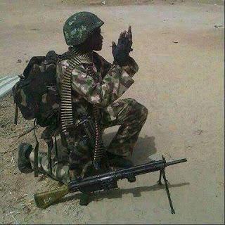Nigeria needs Prayer not another Civil War