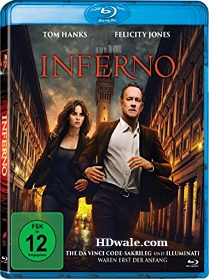 Inferno Full Movie Download English (2016) 1080p BluRay 2.3Gb