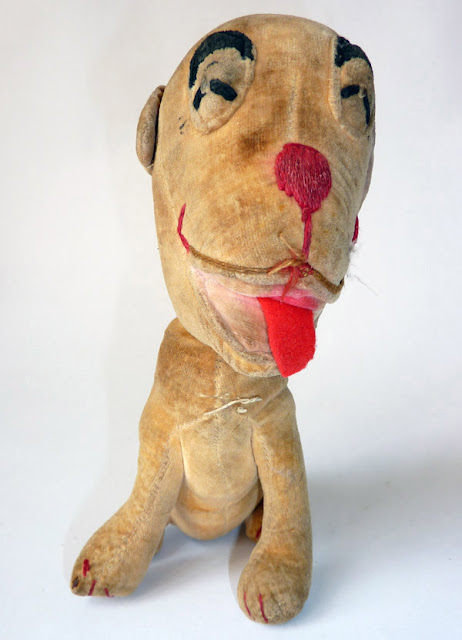 bonzo dog, bonzo soft toy, bonzo studdy dog, george studdy, sketch magazine