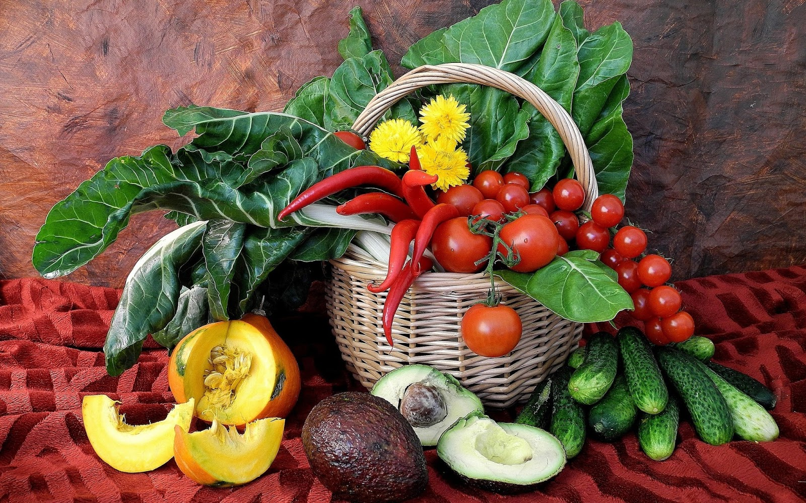 Vegetables Wallpapers