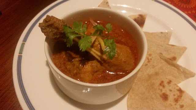 Shaoji Chicken Curry