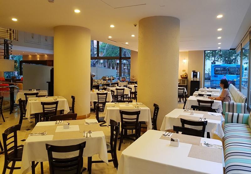 Onde ficar em Santiago: Hotel Neruda Providencia