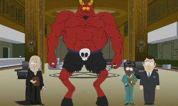 South Park Episodio 10x11 Infierno en la Tierra 2006