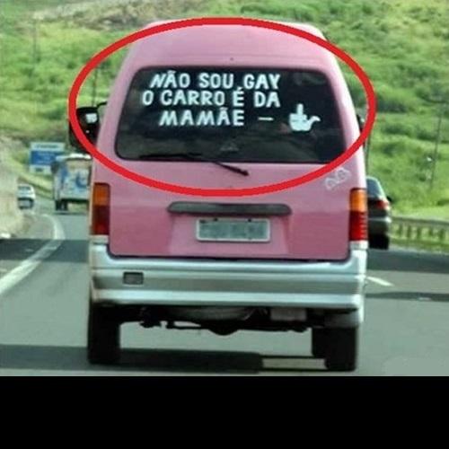 As Melhores Frases De Para Choque De Caminhão Humorada Mente Sem