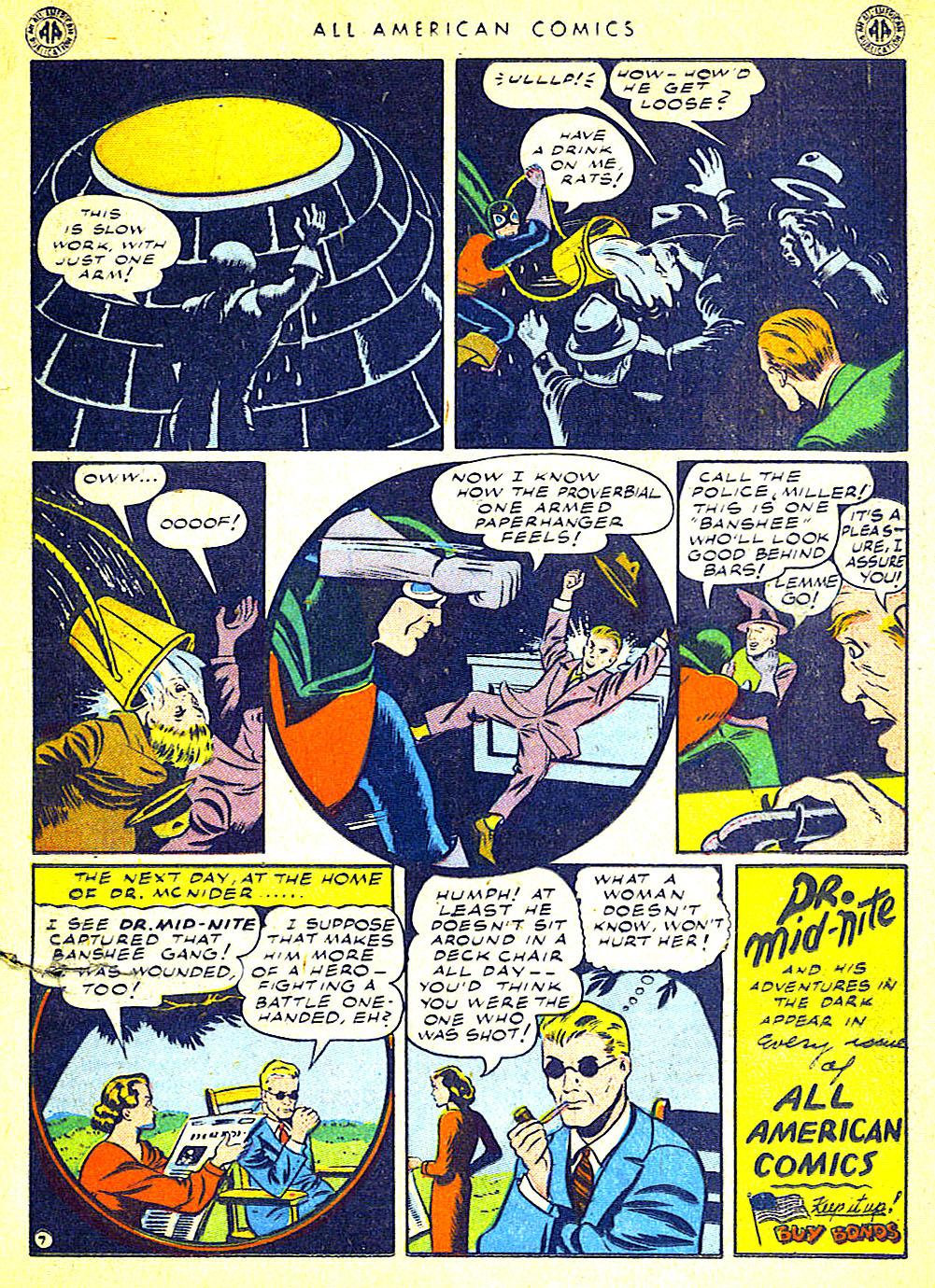 Read online All-American Comics (1939) comic -  Issue #65 - 25