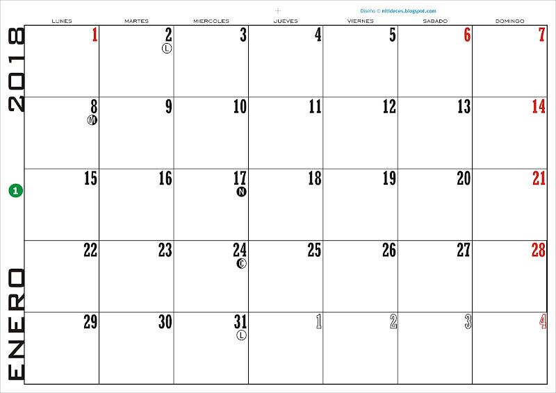 Nitideces de miguel emele calendario 2018 calendario 2018 thecheapjerseys Image collections