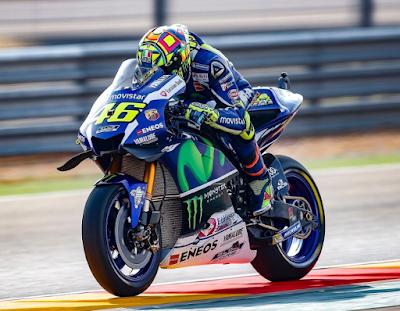 Syarat Valentino Rossi Jadi Juara Dunia Musim Ini
