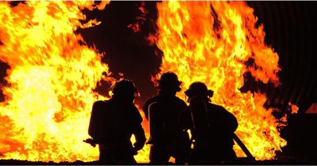 Kebakaran, Makassar, rumah sakit, bonepos