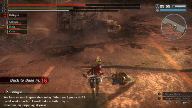 Download God Eater Resurrection PC Gameplay