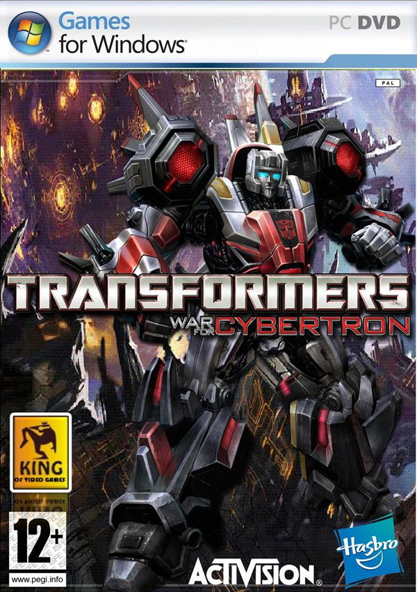 Image result for Transformers War For Cybertron cover pc