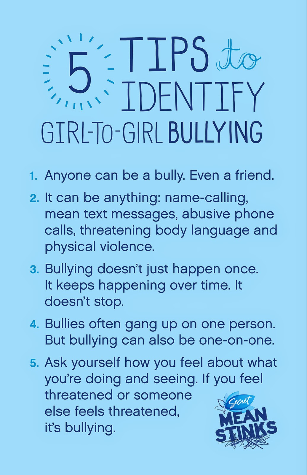5 Tips To Identify Girl To Girl Bullying The Anti