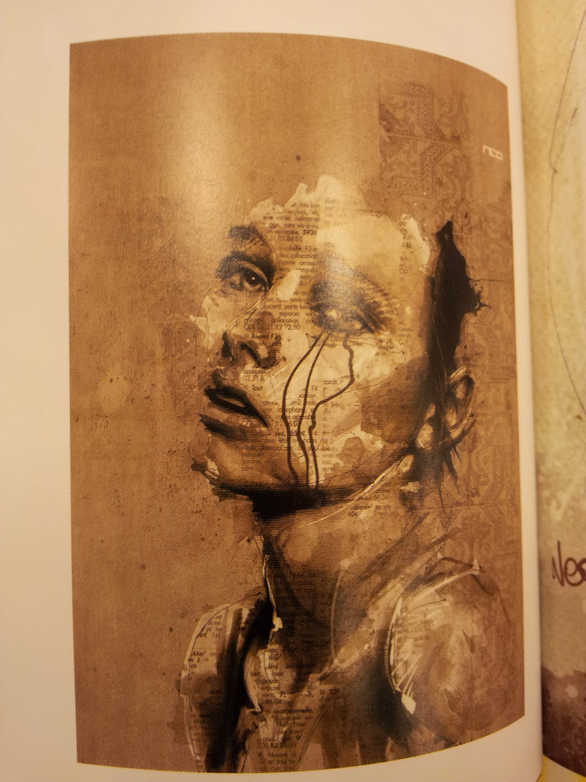 Mandy JW, Art and Design: PERSONAL WORK   Drafts: Sugar Skull