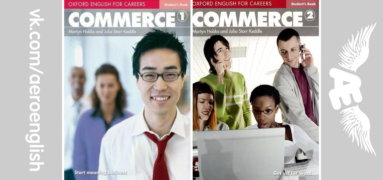 Oxford English For Careers Commerce 2 Student Book