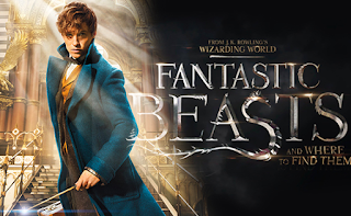 Film Fantastic Beasts and Where To Find Them
