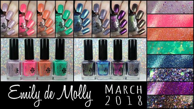 Emily de Molly | March 2018