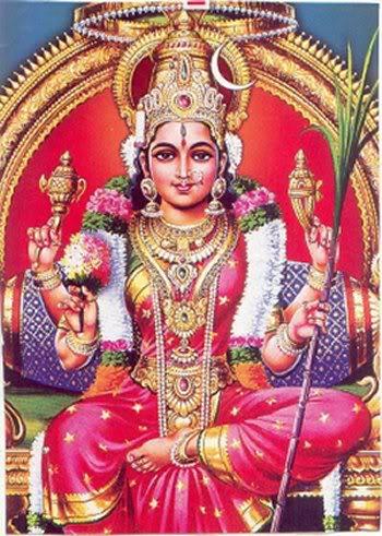 goddess rajarajeswari