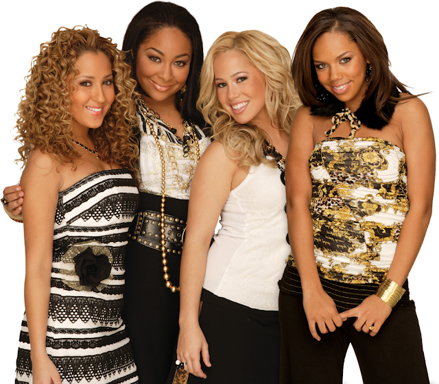 5 cosas que no sabías de The Cheetah Girls