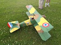 Avion de l'Association Air Modèles Club de Cheverny - 4