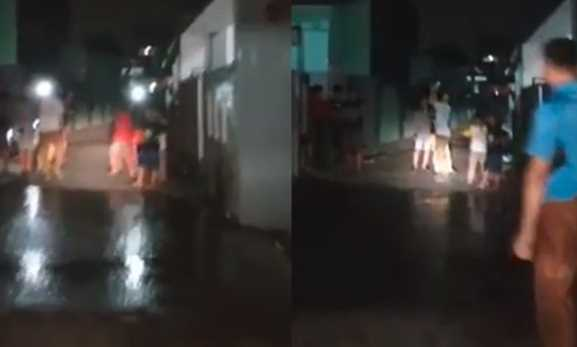 Aneh! Hujan Guyur Satu Rumah Saja di Jakarta