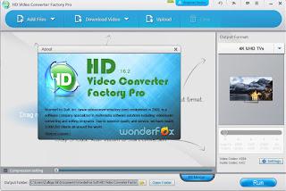 WonderFox HD Video Converter Factory Pro 16.2 + Portable